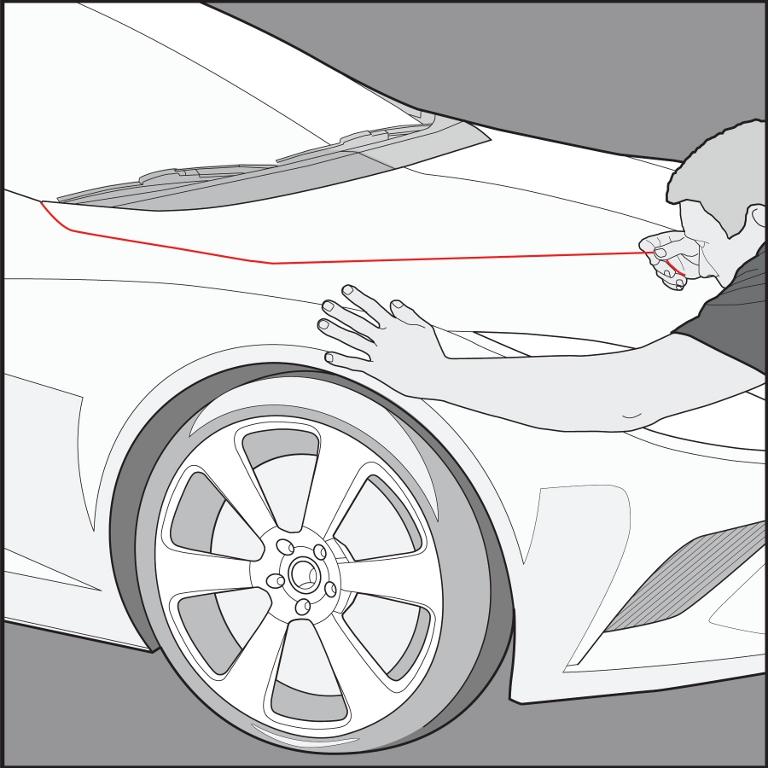 SABICイノベーティブプラスチックスの新しいNoryl GTX*樹脂製品群が、より大きく複雑な形状の自動車車体パネルの創出に貢献