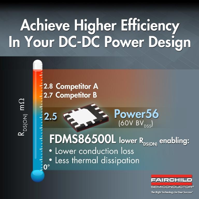 FSJ_FDMS86500L_60V_MOSFET_May2011