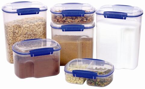 システマ社がMilladR NX8000透明核剤を用いたPPで製造した食品保存容器