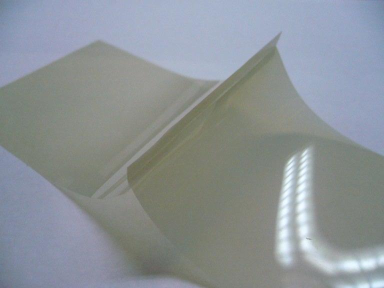 APTIVRフィルムの超音波溶着サンプル