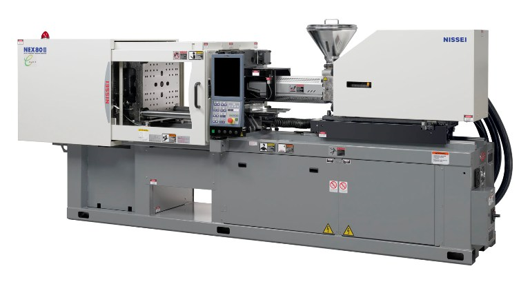 NPE2012に出展するNEX80Ⅲ-12EG