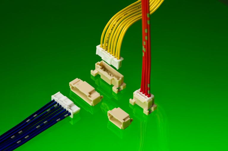 DuraClik? 2.00mmピッチ電線対基板コネクター・ライトアングル&ストレート・バージョン