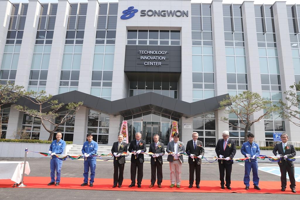 韓国にテクノロジーイノベーションセンターを新設