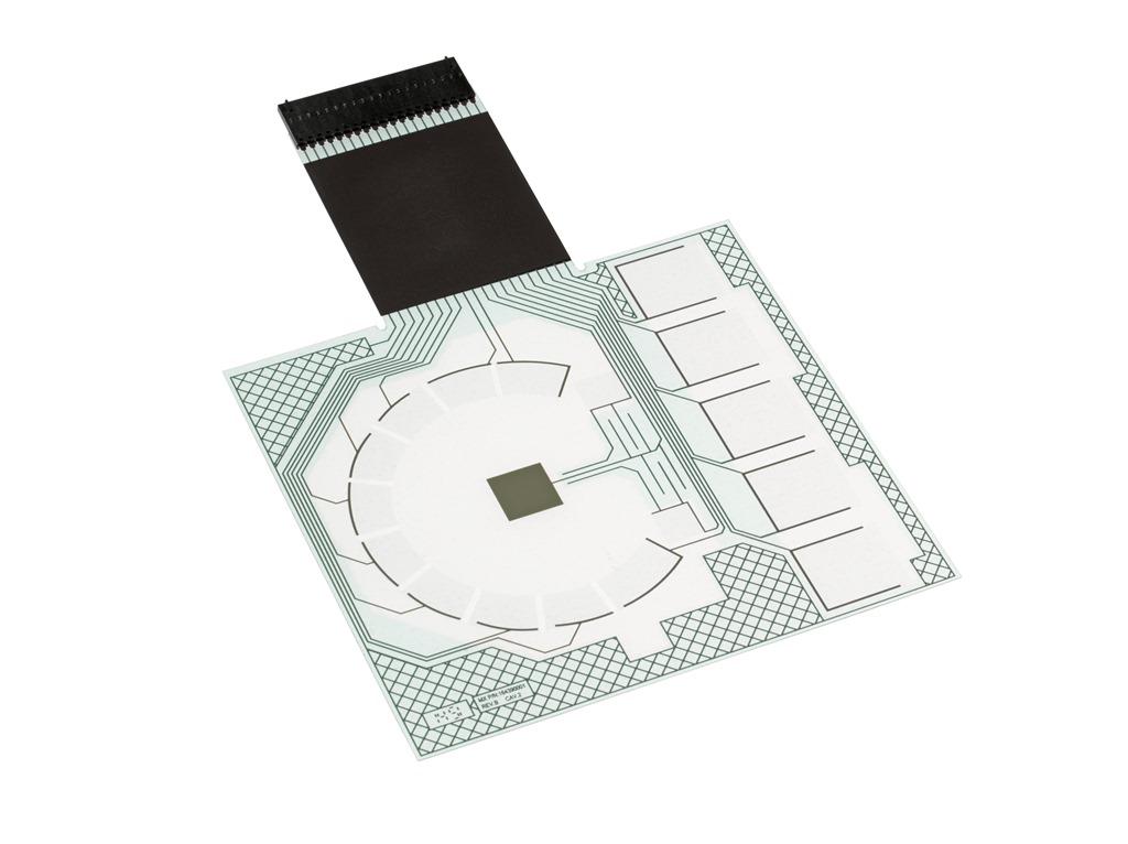 曲面スイッチのバックライト機能を実現するPEDOT透明導電センサーを発表