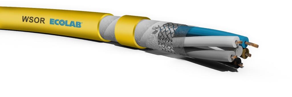 産業オートメーション向けFlamar WSORケーブル製品を発表