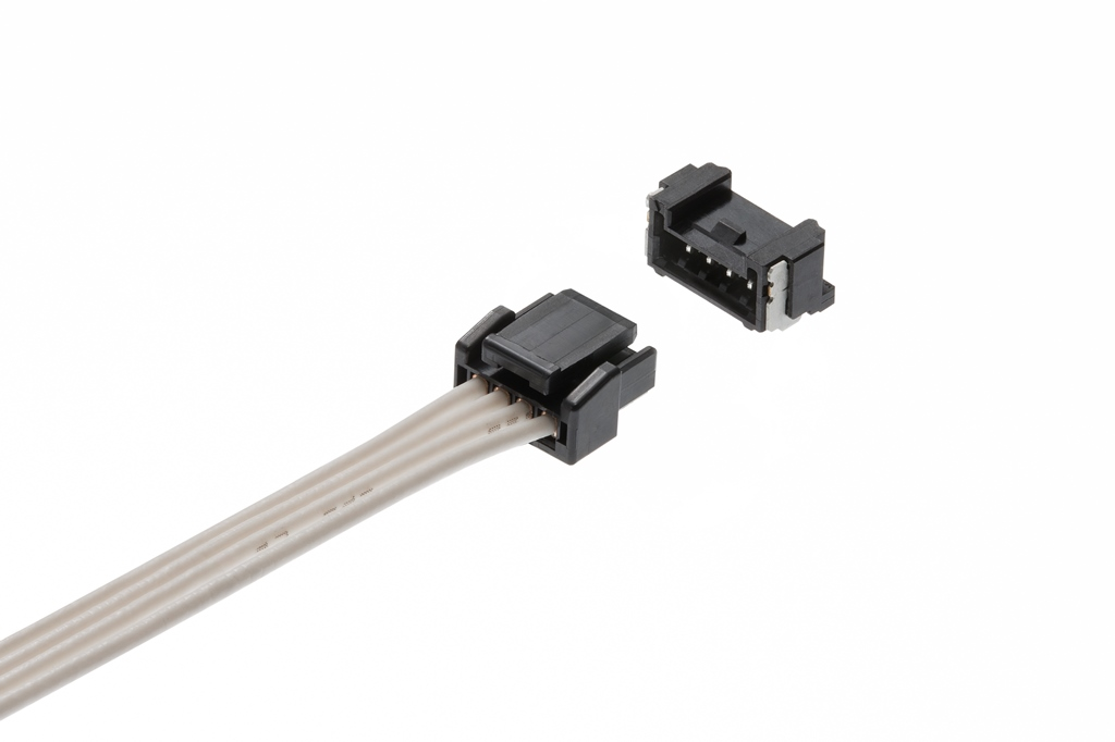 1.25mmピッチ電線対基板用コネクターシステムMicro-Lock Plusを発表_ライトアングル