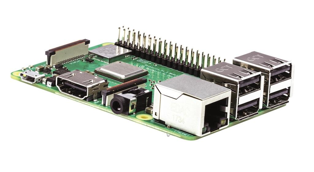 ラズパイ最新モデルRaspberry Pi 3 Model B+の国内販売を開始