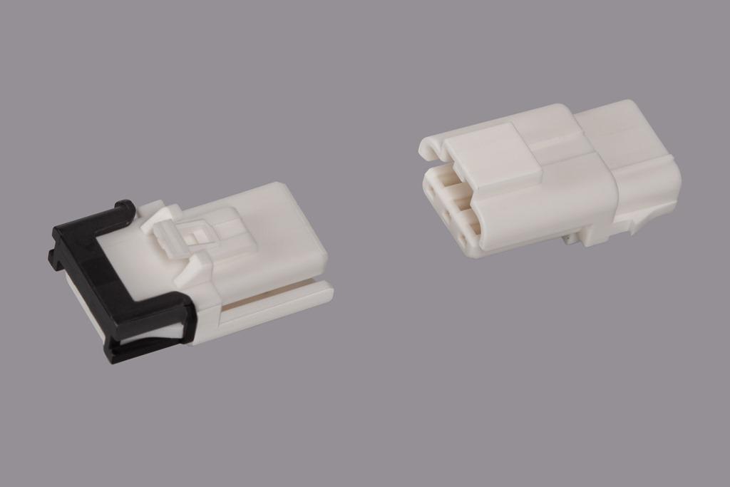 家電や照明用途向けDitto電線対電線用コネクターを拡充