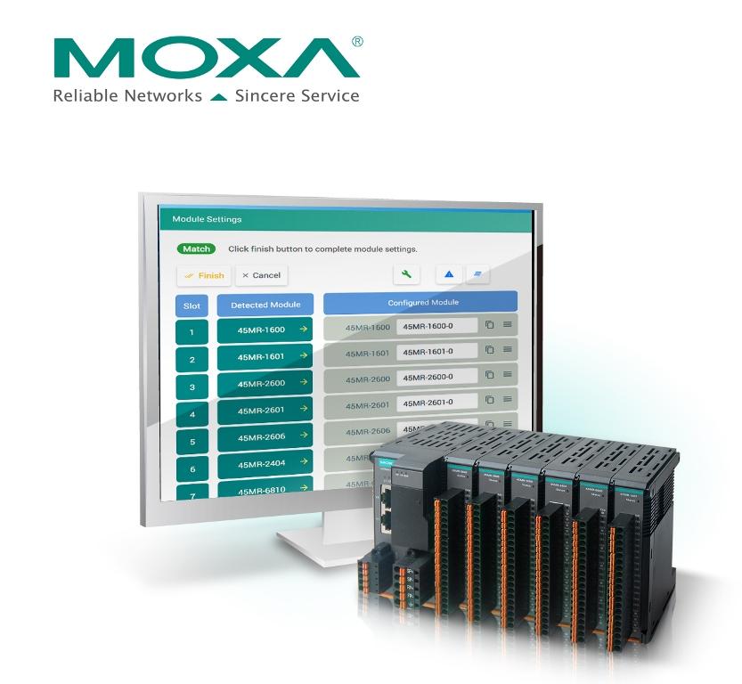モジュラーリモートIOの新製品ioThinx4510を発表