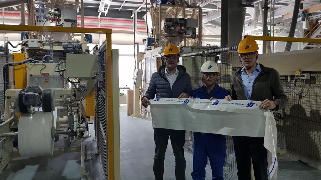 再生PE使用の包装材ソリューションでRPC bpi nordfolienと業務提携