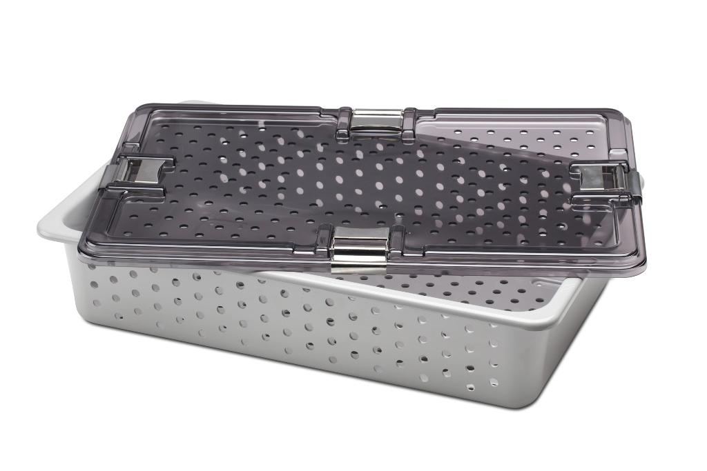 レーデルPPSUが手術器具用大型トレイの材料に採用