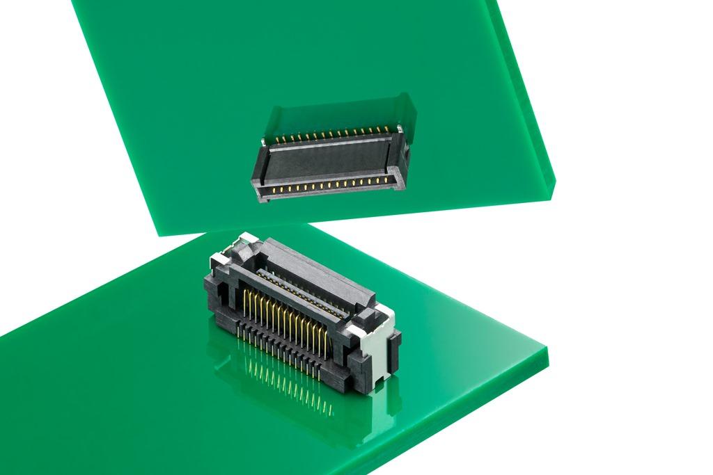 基板対基板用フローティングコネクターSlimStack FSB5を発表