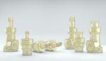 ユーデル PSUがノードソンメディカル社のバイオプロセス用継手素材に採用