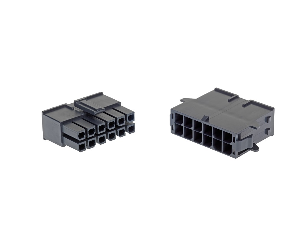 Mega-Fitパワーコネクターの製品ラインアップを拡充_2列電線対電線