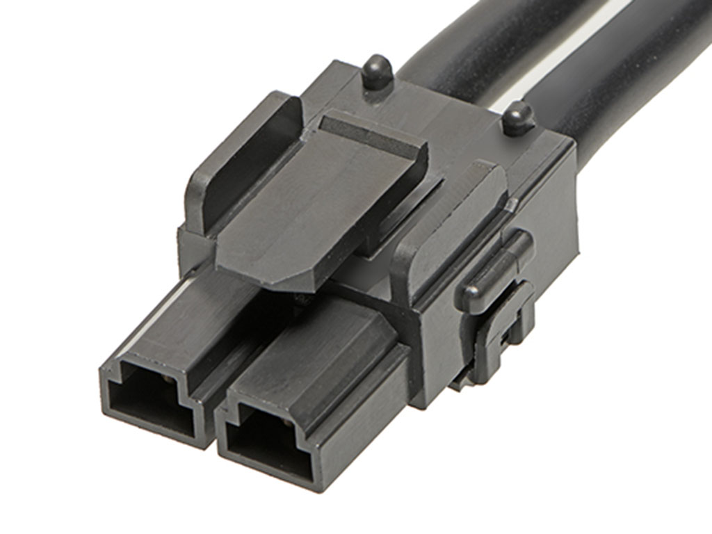 OTS Mini-Fit Srディスクリートワイヤーケーブルアセンブリを発表01