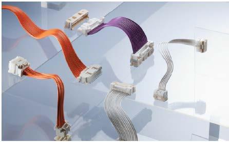 CLIK-Mate電線対基板用コネクターを発表