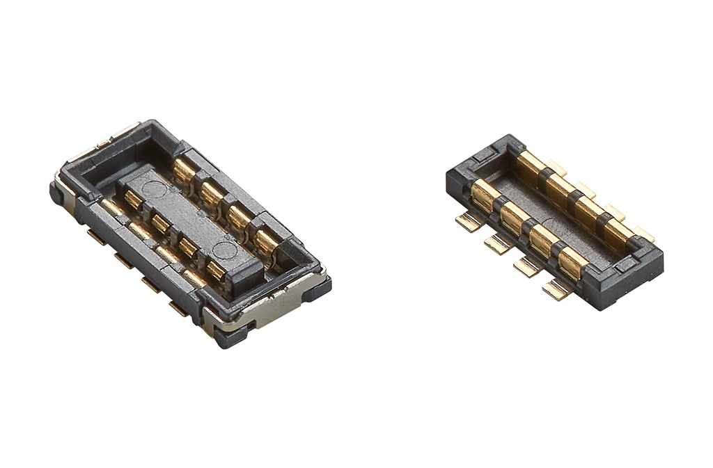SlimStackバッテリーシリーズにリセプタクルとプラグを追加