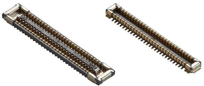 SlimStack基板対基板用コネクターフルアーマータイプを発表