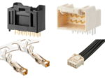 iGrid 2.00mmピッチ電線対基板用コネクターに金メッキバーションを追加