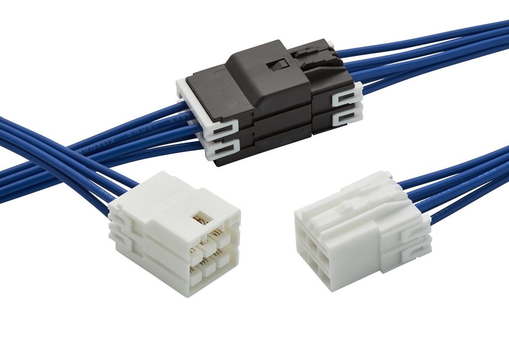 誤嵌合を防止するCP-4.5電線対電線用コネクターを発表