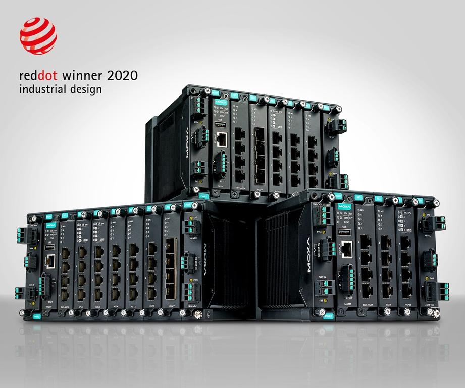 、産業用モジュラー・イーサネット・スイッチ「MDS-G4000シリーズ」を発表