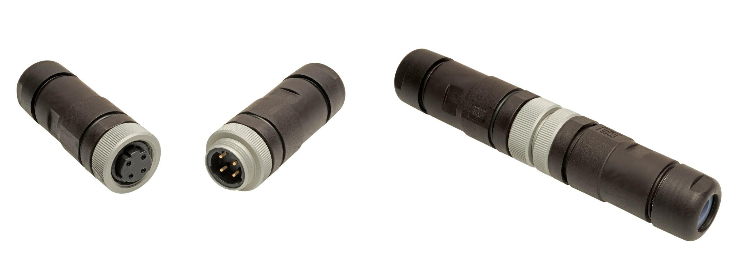 25A対応のBradPower Cサイズ(M29)フィールドアタッチャブルコネクターを発表