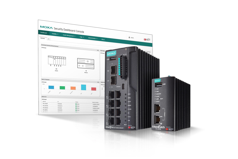 産業用サイバーセキュリティの新製品を発表
