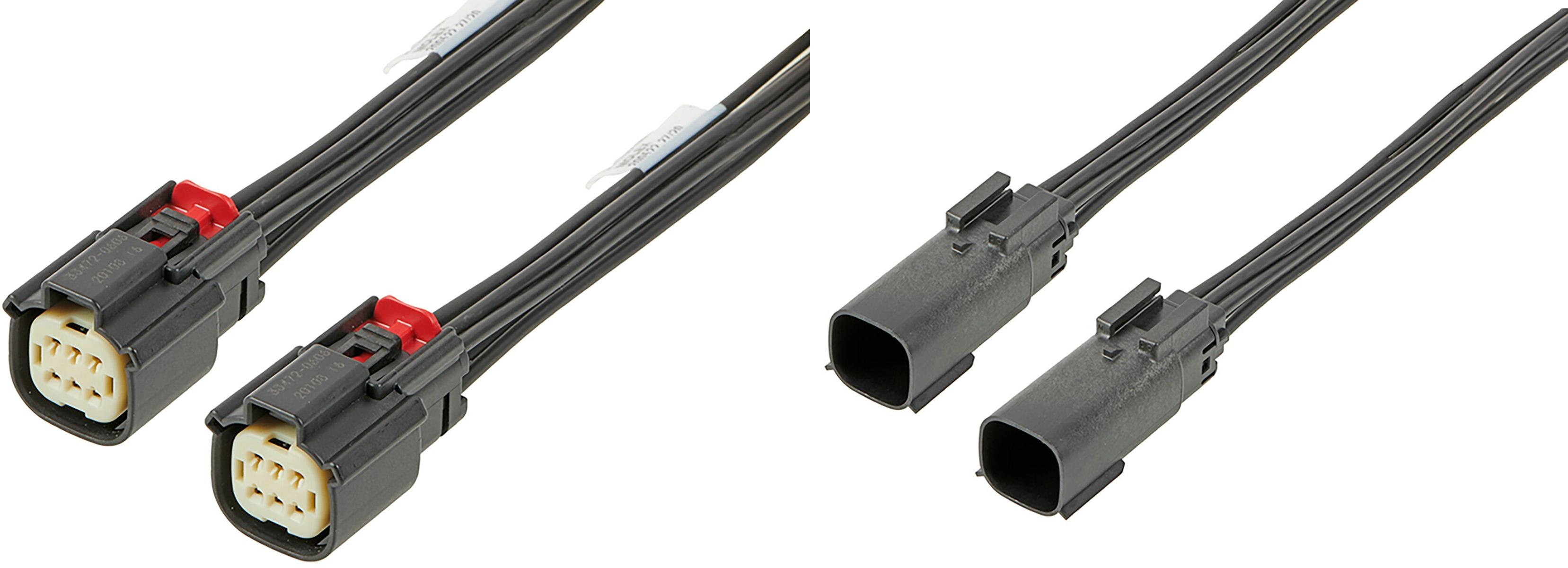 車載エレクトロニクス用途向けOTS MX150防水ケーブルアセンブリを発表