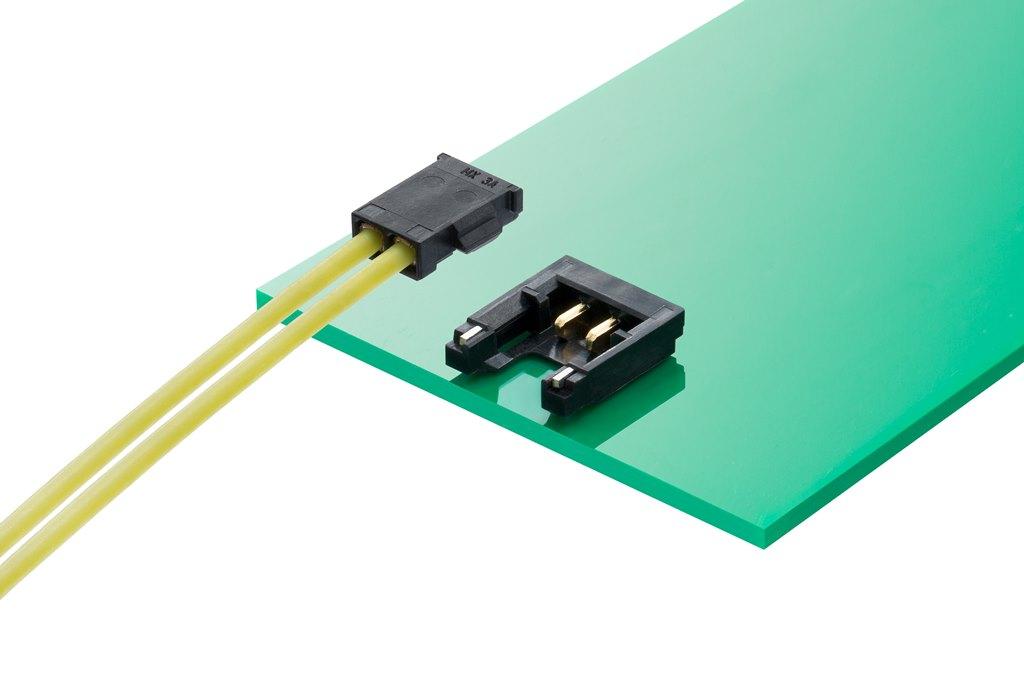 超低背設計で2.8A対応の1.00mmピッチPico-EZmate Plusコネクターを発表