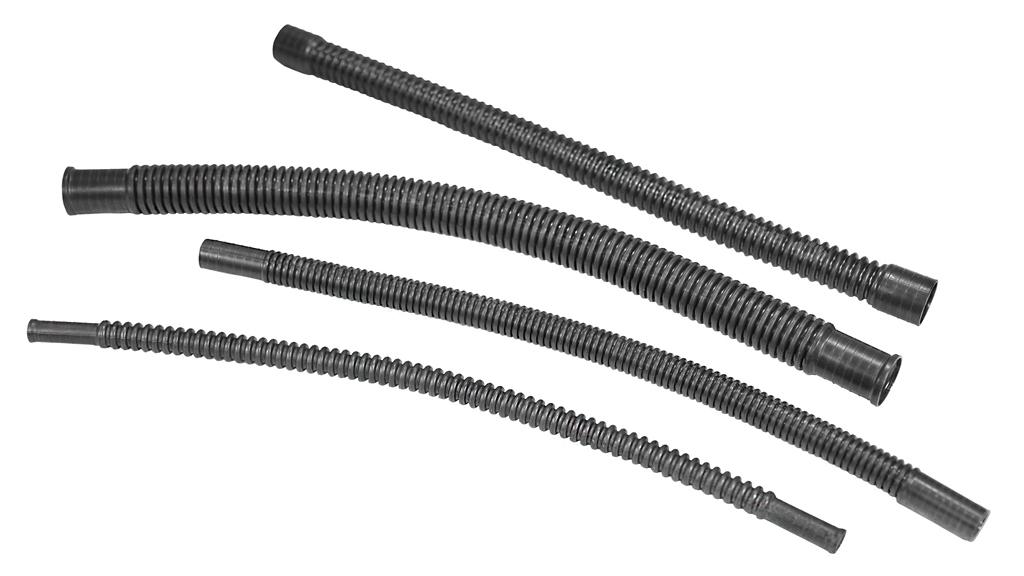 自動車用熱管理システムの軽量化に向けたコルゲートチューブ製造技術を開発