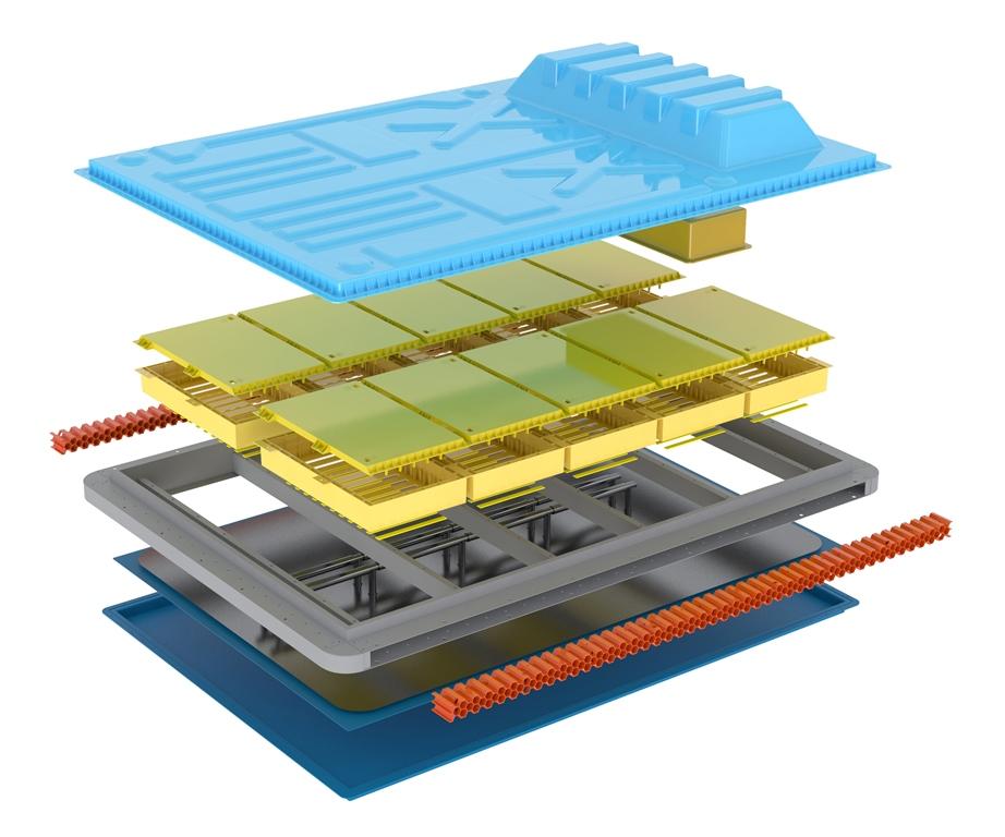 EVバッテリー・パック向け熱可塑性プラスチック・ソリューションを発表